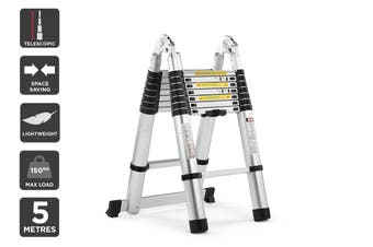 Certa 5m Telescopic Foldable Ladder