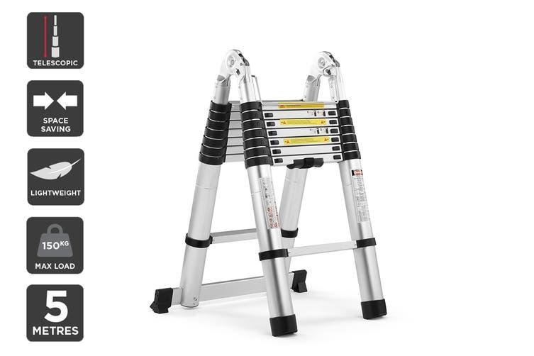 Certa 5m Telescopic Foldable Ladder