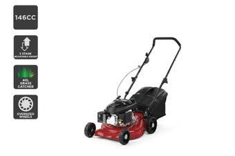 "Certa 17"" 146cc 2-in-1 Petrol Lawn Mower"