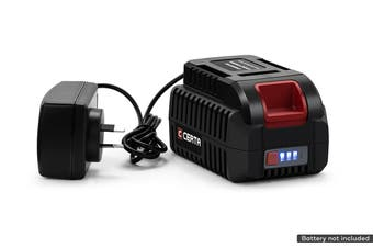 Certa 40V Battery Powered 37cm Hand Propelled Lawn Mower Replacement Charger