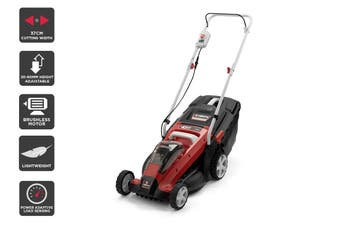 Certa 40V Battery Powered 37cm Hand Propelled Lawn Mower