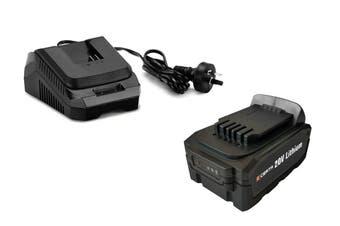 Certa PowerPlus 20V 4.0Ah Charger Combo
