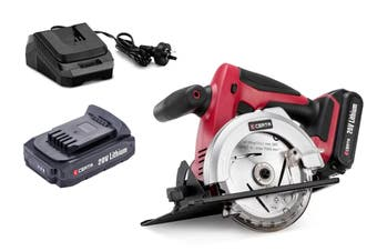 Certa PowerPlus 20V Cordless Circular Saw Kit