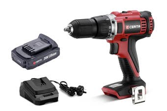 Certa PowerPlus 20V Cordless Drill Kit