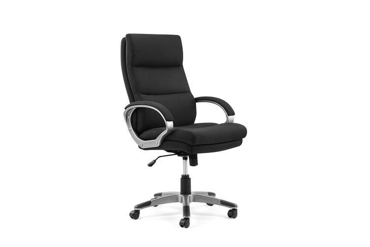 Ergolux Brooklyn Office Chair (Black)