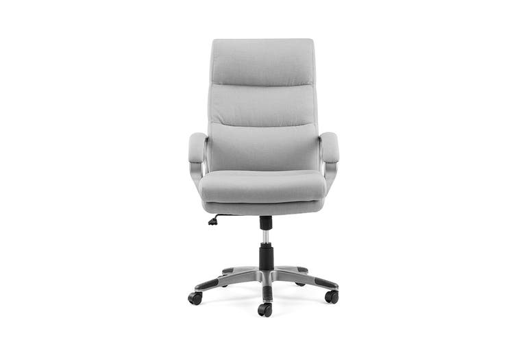 Ergolux Brooklyn Office Chair (Light Grey)
