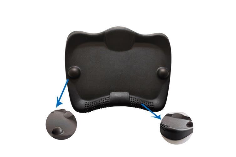 Ergolux Ergonomic Anti-Fatigue Comfort Mat (Black)