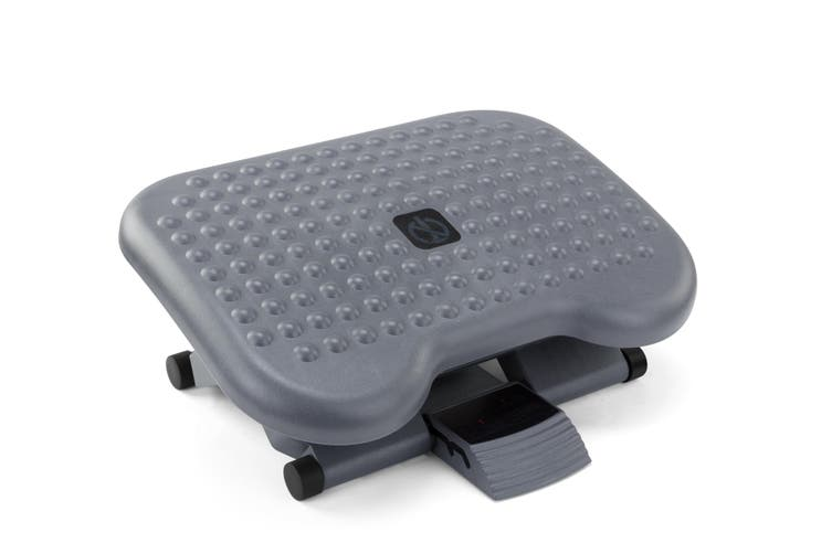 Ergolux Ergonomic Adjustable Footrest (Grey)