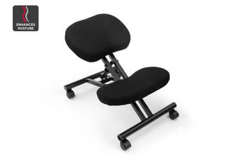 Ergolux Kneeling Chair (Black/Black)