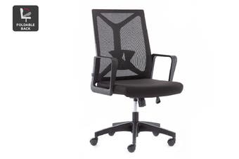 Ergolux Galway Office Chair (Black)