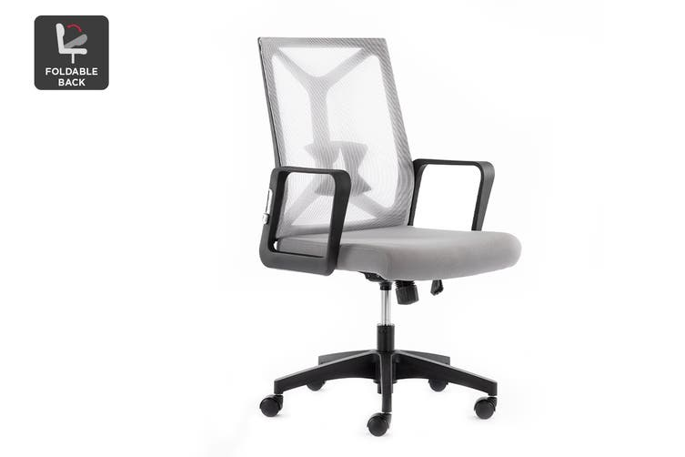 Ergolux Galway Office Chair (Grey)