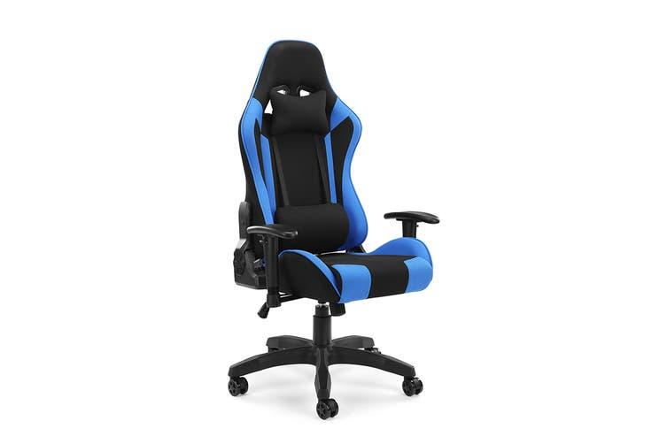Ergolux Reaper Gaming Chair (Blue)