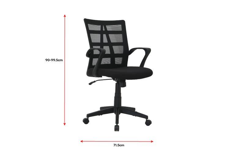 Ergolux Hayes Mesh Office Chair