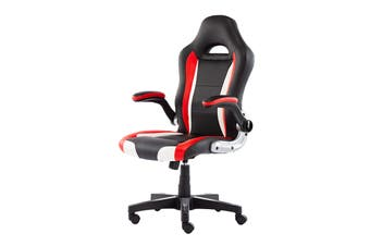 Ergolux Phoenix Gaming Chair (Black/Red)