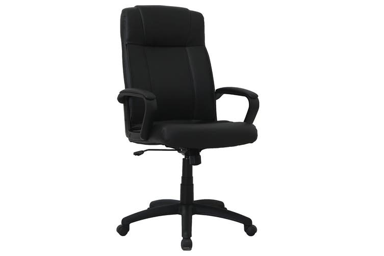 Ergolux Yale High Back Padded Office Chair