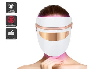 Estelle 7 Colour LED Light Photon Therapy Rejuvenation Mask