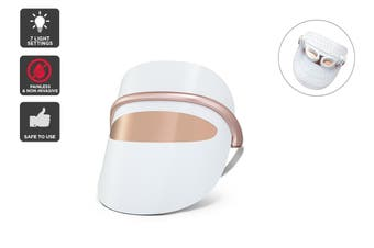 Estelle 7 Colour LED Light Photon Therapy Rejuvenation Mask