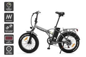 "Fortis 20"" 36V 10Ah Fat Tyre Foldable Electric Bike"