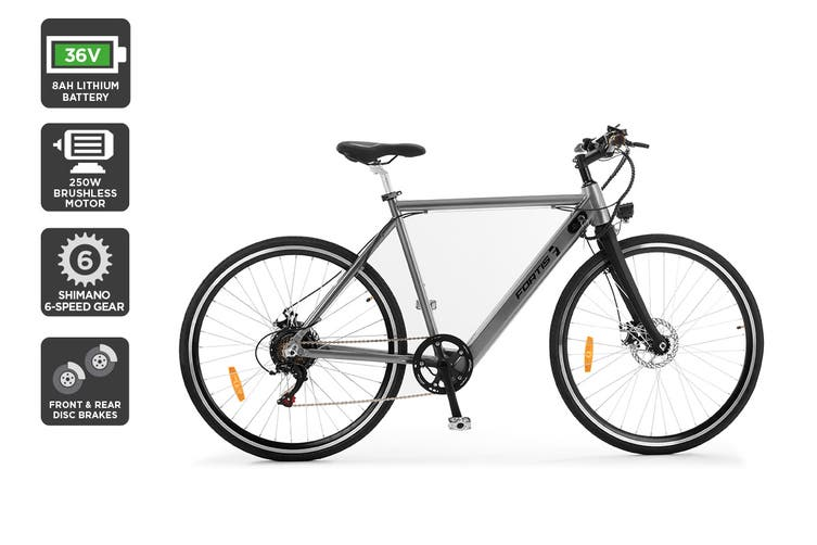 Fortis 700C 36V 8Ah Urban Master Electric Road Bike