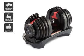 Fortis 24kg Smart Adjustable Dumbbell