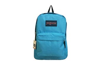 Jansport Superbreak Classic Mainstream Bag (Coastal Blue)