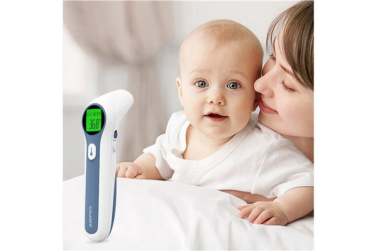 Non-Contact Adult & Baby Dual Mode Infrared Ear & Forehead Thermometer