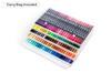 120 Piece Dual Tip Marker Set