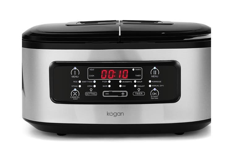 Kogan 12-in-1 Multi-Cooker