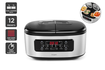 Kogan 12-in-1 Multi-Cooker