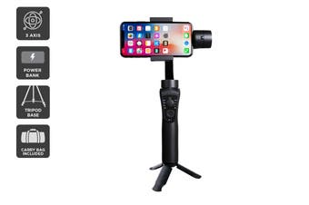 Kogan 3-Axis Handheld Gimbal Stabiliser with Tripod