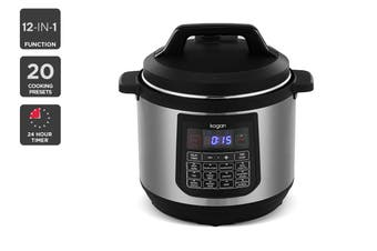 Kogan 8L 12-in-1 Multifunction Pressure Cooker