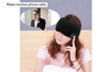 Bluetooth Eye Mask with Built-In Speakers