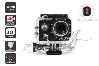 Kogan 4K 20MP Action Camera