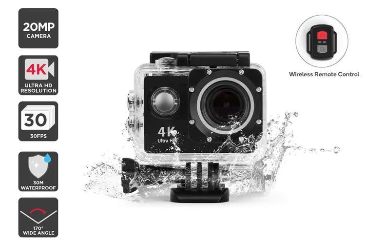 Kogan 4K 20MP Action Camera
