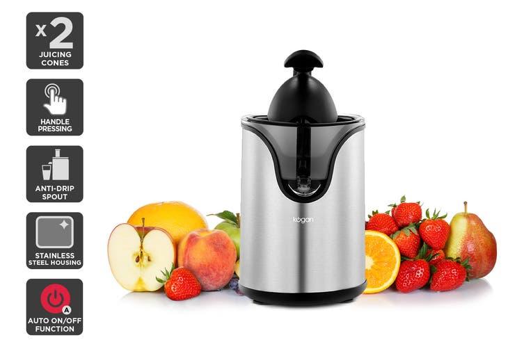 Kogan Stainless Steel Citrus Press Juicer