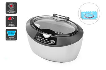 Kogan Ultrasonic Jewellery Cleaner (750ml)