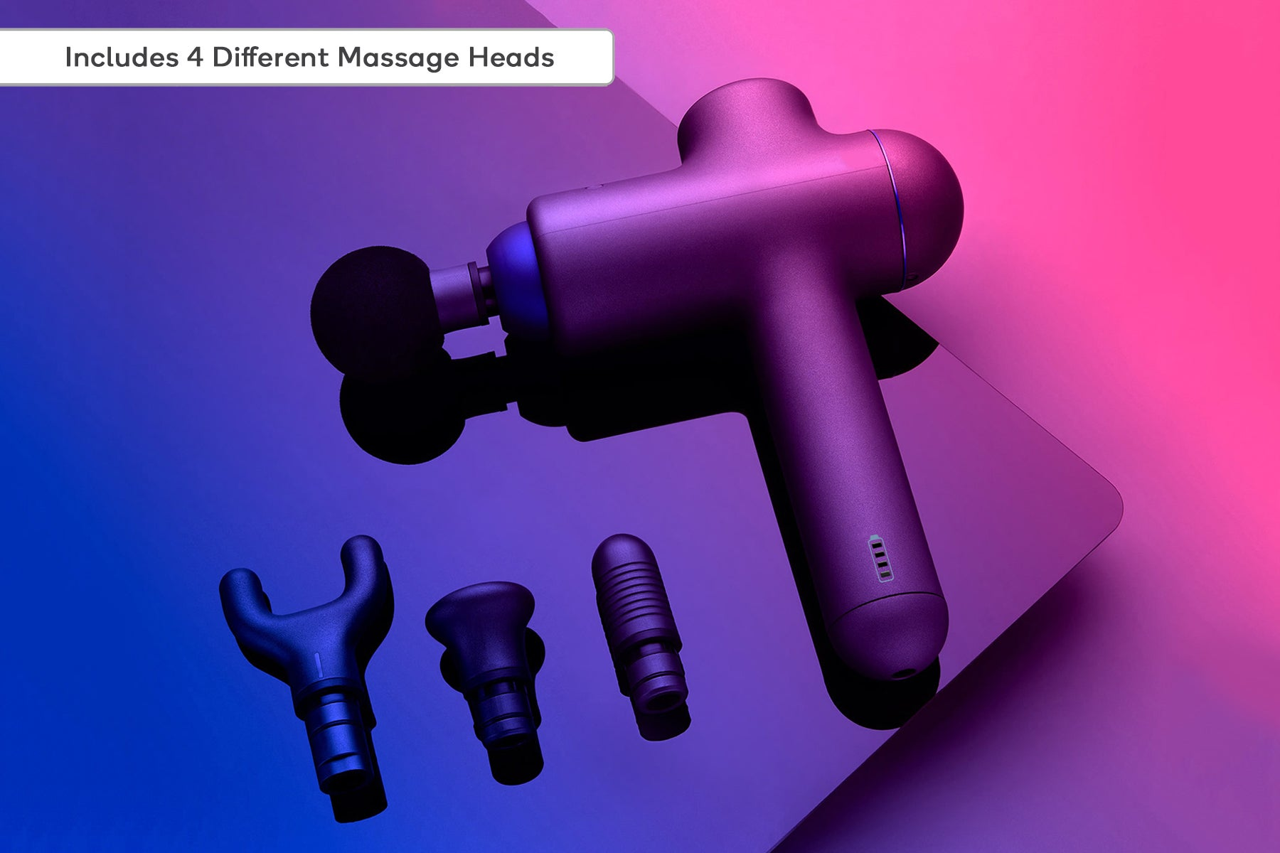 Interchangeable Heads