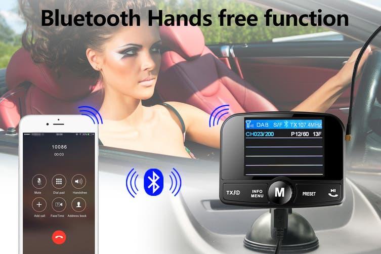 Kogan DAB+ Radio Adapter & Bluetooth FM Transmitter