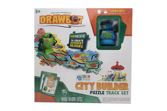 Draw Bot Board Game