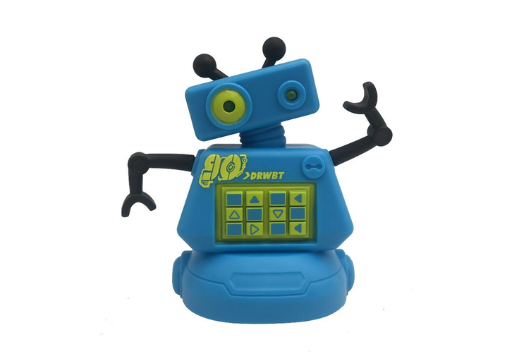 Draw Bot Board Game