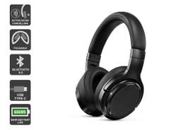 Kogan EC-65 II Pro Active Noise Cancelling Headphones (Matte Black)