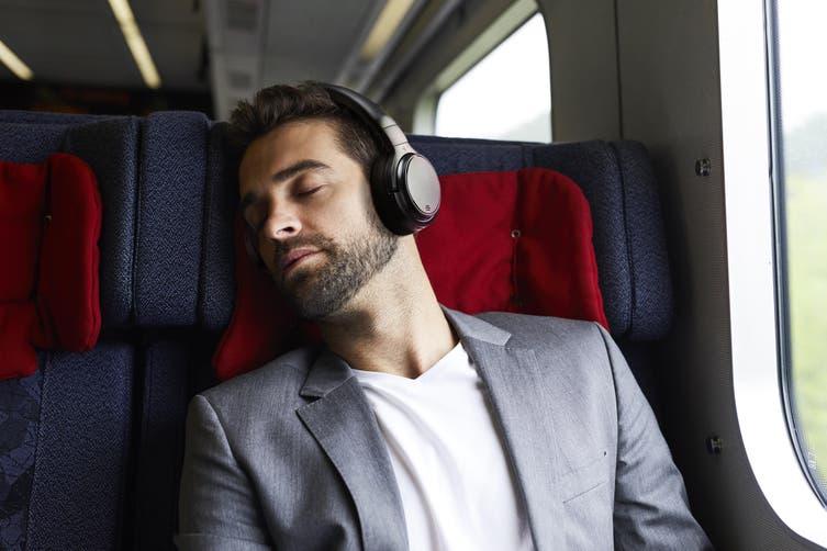 Kogan EC-65 II Pro Active Noise Cancelling Headphones (Matte Black)