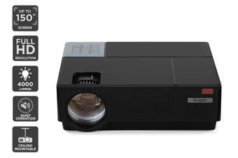 Kogan 4000 Lumens Full HD Projector (F600)