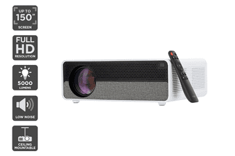 Kogan 5000 Lumens Full HD Projector (F800)