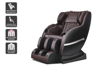 Kogan Full Body Zero-Gravity Heated Shiatsu Electric Massage Recliner Chair