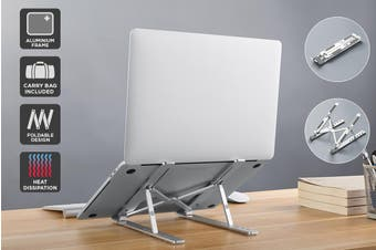 Kogan Aluminium Foldable & Portable Laptop Stand