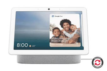Google Nest Hub Max (Chalk) - Refurbished