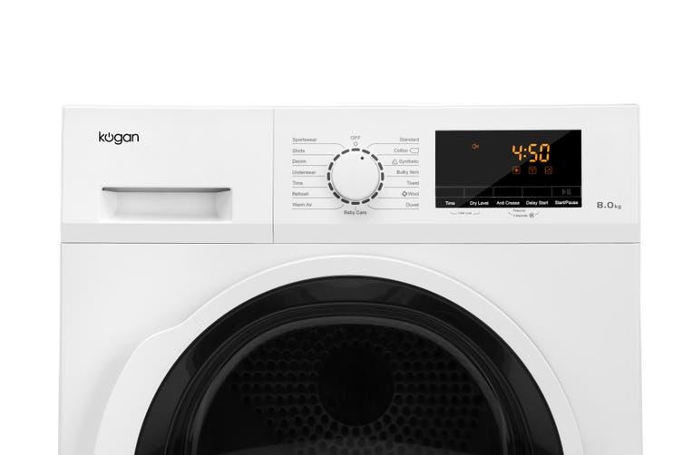Kogan 8kg Series 8 Heat Pump Dryer