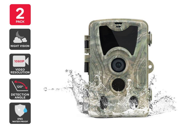 Kogan Hunting Trail Camera 20MP (2 Pack)