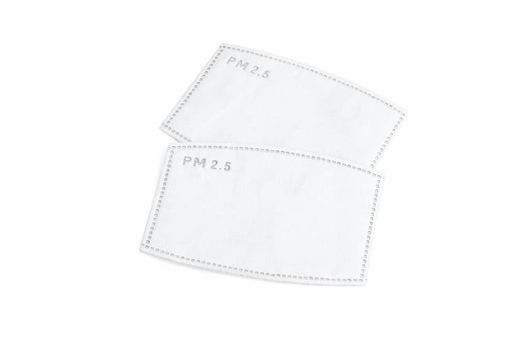 Kids Chambray Washable & Reusable PM2.5 Face Mask With Respirator (1 Mask + 4 Filters)